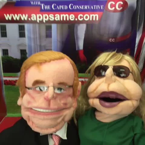 Vine by AppSame - Hillary and Jeb 2016 Common Core Immigration #whyimnotvotingforhillary