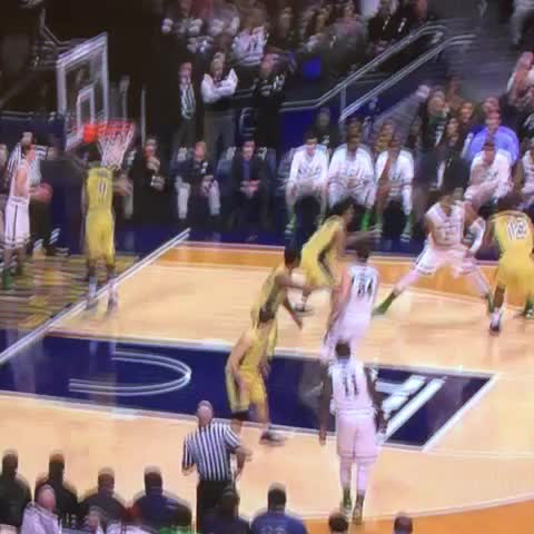 Jerian Grant defies physics with jaw-dropping dunk (Video) | Larry