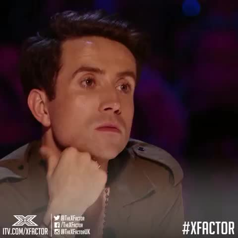 Vine by The X Factor - #xfactor nerves are real ????