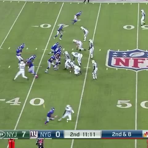 Odell Beckham Jr. almost did it again ????. - Vine by Not Tony Romo - Odell Beckham Jr. almost did it again 😳.
