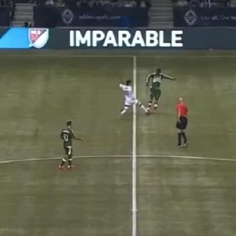 Vine by MLS - ¡Olé! Dairon Asprilla! #MLS