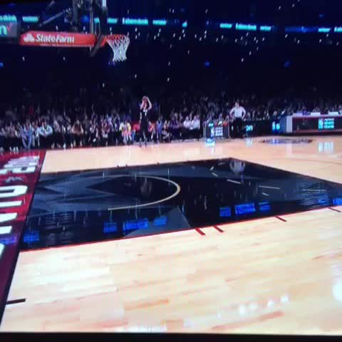 Vine by LegionNBA - Zach LaVine, MY GOODNESS!!