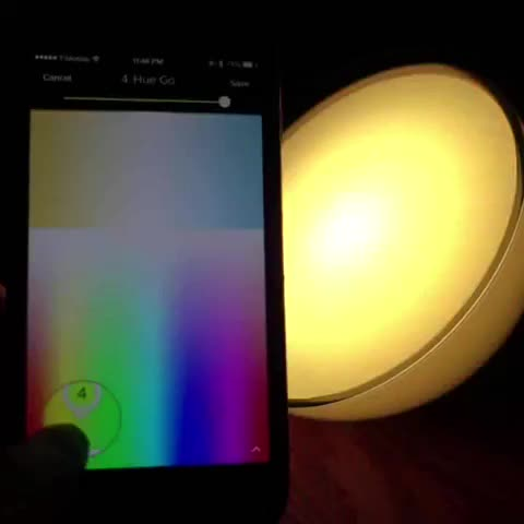 Philips Hue Go: A cute smart lamp that's not as smart as it promises