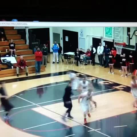 Vine by Elijah - My boy Ant caught his first body against Grandview!!! #dontjumpyoungblood 👀😤💪😱