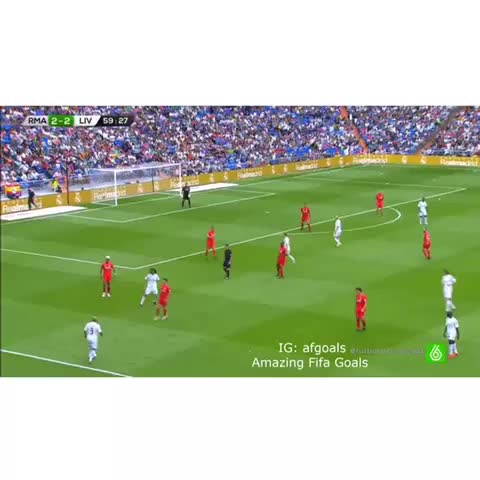 Vine by Amazing Fifa Goals - Roberto Carlos is a legend ???? #Amazingfifagoals #TheZone