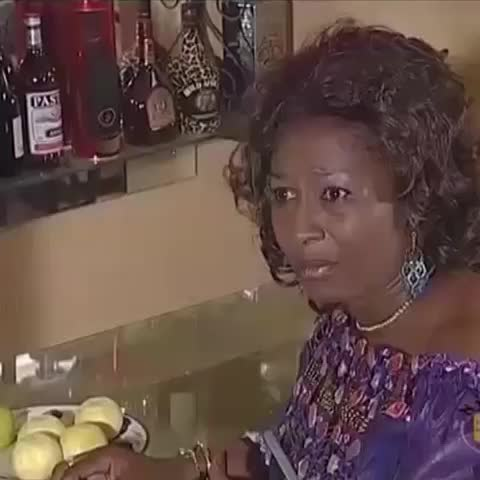 Vine by Fa2 - Her laughs doe lmao #mamaG #AfricanParents #Nollywood 😂😂😂