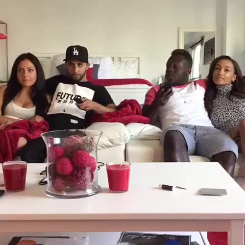 Vine by Jerry Purpdrank - Homies always have each others back! #MindYoBusiness W/ Anwar Jibawi, Arantza, Inanna_xo