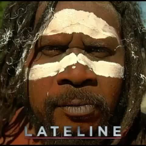 Vine by Jason Om - Tonight #Lateline The war dance #aboriginal #indigenous #AdamGoodes