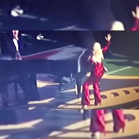 Vine by Nicagboi21/ I follow back - @ladygaga During #SuperBowl Rehearsals This Sunday Gaga takes the stage #sb50 #ladygaga