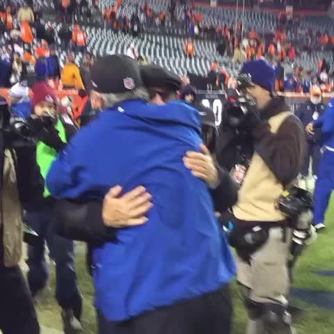 "Watch Greg Margason's Vine "".@Colts head coach Chuck ..."