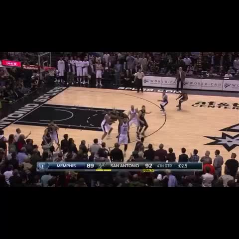 Marc Gasol Sent It To The First Of Three Overtimes! - Vine by BattlesNBA - Marc Gasol Sent It To The First Of Three Overtimes!