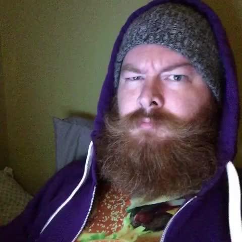 Vine by Jake Holland - Daily Routine // #BeardBrushLoop 🎶