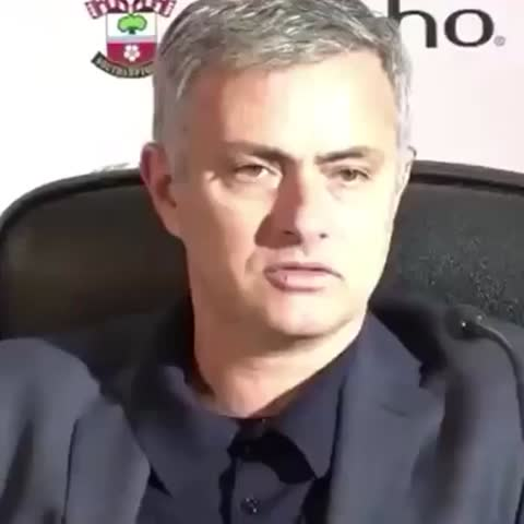 Vine by ctony - #What #is #this #wtf #jose #mourinho #football