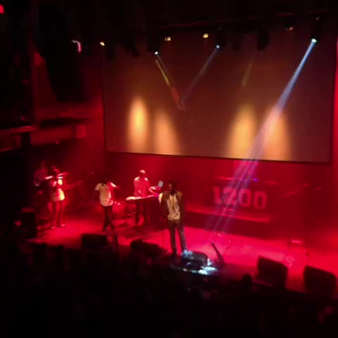 Vine by Louisville MUSICulture - #1200 and a capacity crowd at #MercuryBallroom for #Do502s #FreeWeekLou!