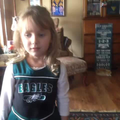 How to be a good parent...#flyeaglesfly #eagles #nfl #dallassucks - EROCKs post on Vine