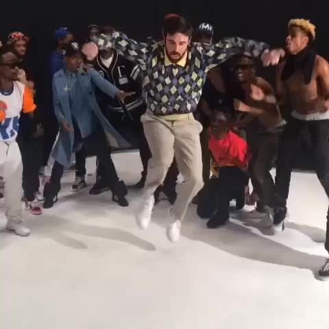 Vine by World Star Funny - My boy hit the whip with the Carleton dance (Chris Don )