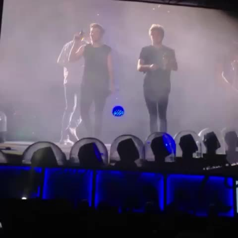 Vine by OTRA Updates - Liam hitting that high note thats some good shit #otraindianapolis