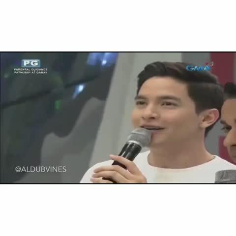 "ATM W/ The Baes. Sam: ""Anong naramdaman mo?"" Alden: ""Ano pa edi kinilig."" #ALDUBTheTRIALS #AlDub #FilipinoVinerRock - Vine by ALDUB Vines HD - ATM W/ The Baes. Sam: ""Anong naramdaman mo?"" Alden: ""Ano pa edi kinilig."" #ALDUBTheTRIALS #AlDub #FilipinoVinerRock"