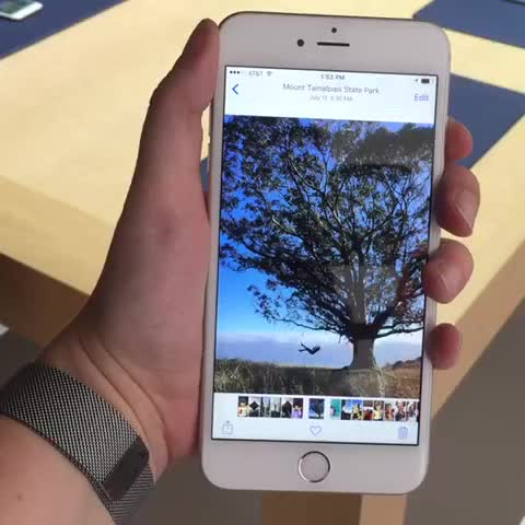 Camera shootout: How the iPhone 6s compares to the iPhone 6