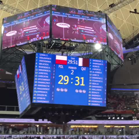 Vine by Ace Pilot Khan - Mabrouk #Qatar has qualified for the final of @2015handball #Doha #LiveitWinit