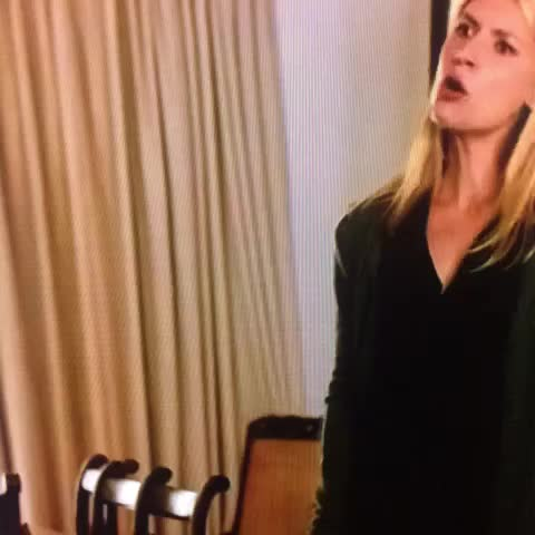 Vine by Alex Goldschmidt - Took #Homeland and made it even better.