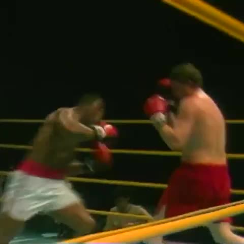 Vine by SportsCenter - In honor of Mike Tysons 49th birthday, here are 6 of his KOs in 6 seconds.