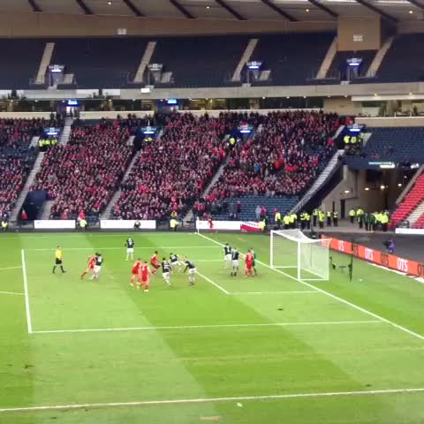 Vine by Mikey Rennie - What the feck is wrong with this goal?