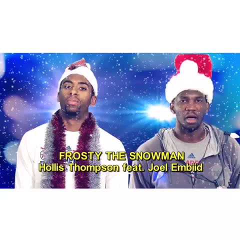 Vine by Sixers - Happy holidays.