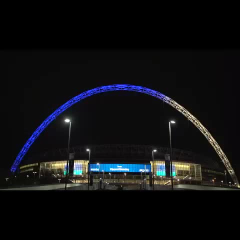 Vine by Capital One Cup - #OwnTheArch - white or blue, you decide! #ChelseaAtWembley #spursatwembley