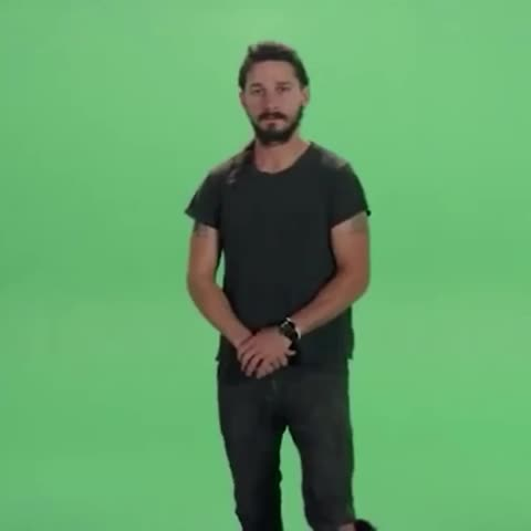 Vine by look up alec ( inactive ) - Shia LaBeouf delivers the most intense motivational speech of all-time #ShiaLaBeouf #LaBeouf