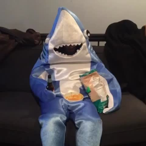 Vine by BuzzFeed BFF - Left Shark tonight