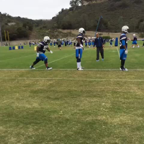 Watch San Diego Chargers S Vine Quot Back To Work Quot