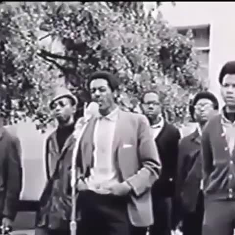 """Watch OLMECIAN CLOTHING's Vine """"Bobby Seale Of The Black ..."""