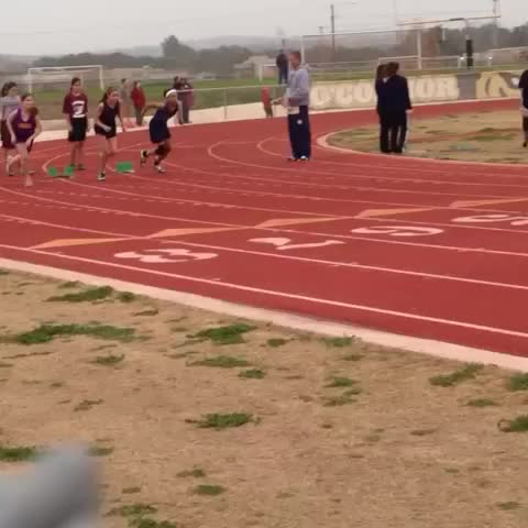 watch the track meet
