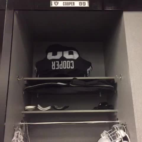 Vine by OAKLAND RAIDERS - Waitin all day for Sunday night. #OAKvsAZ #SNF