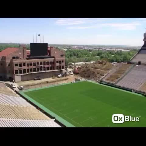 Vine by Colorado  Video - Moving into our new state-of-the-art facility soon! #cubuffs #FolsomField #boulder