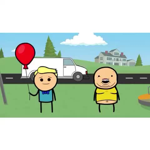 Being ugly is awesome sometimes ???? | Credit: Explosm - Vine by Cyanide and Happiness - Being ugly is awesome sometimes 😂 | Credit: Explosm