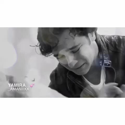 Vine by _AMANIXx - بوسة الإيد ... في قلبي للابد 😔❤️. || #yamira #medcezir