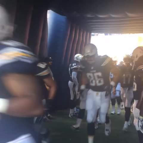 Watch San Diego Chargers S Vine Quot Here Comes Rivers Dalvssd Quot