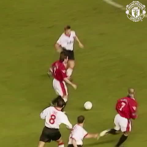 Vine by Manchester United - Happy birthday, Eric Cantona! #mufc