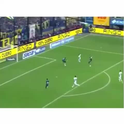 #Golazooooo de Rabona de Jonathan Calleri #BocaJrs - Vine by Futbol_ahora - #Golazooooo de Rabona de Jonathan Calleri #BocaJrs