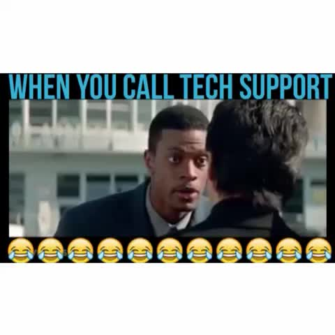 Vine by Luke Sharp - When you call tech support... 😂😂😂