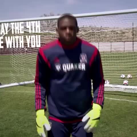 Vine by Chicago Fire - #MayThe4thBeWithYou #cf97