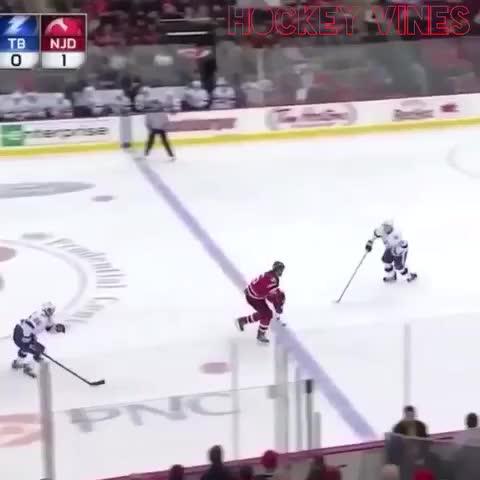 Patrick Elias with the sick spin-o-rama goal ???????? - Vine by Hockey Vines - Patrick Elias with the sick spin-o-rama goal 👏😱
