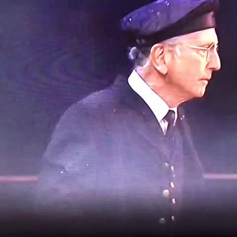Vine by Frank Thorp V - Bernie Sanders makes a cameo on #SNL: