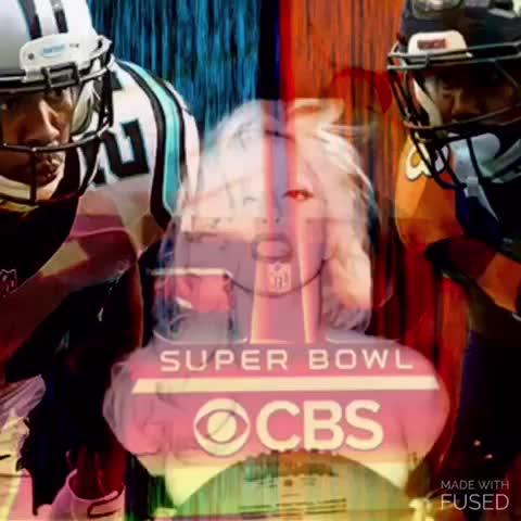 Vine by Nicagboi21/ I follow back - In 2 days Gaga at the Super Bowl @nfl @ladygaga #ladygaga #sb50 #SuperBowl #NationalAnthem #Gaga