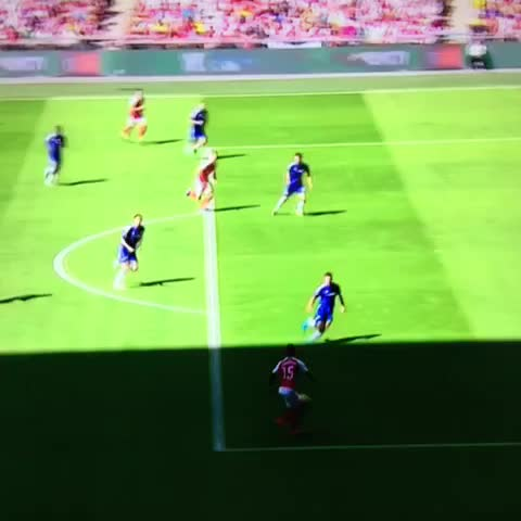 Vine by Gooner91Ahmed - The OX ???????????? 1-0 to The Arsenal