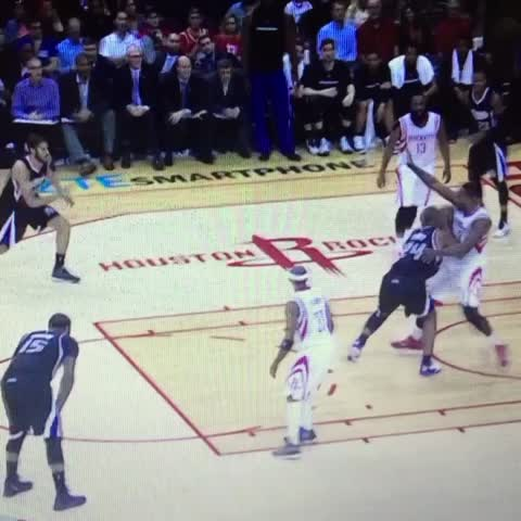Vine by Rockets Insider - Terrence Jones with three blocks in a row!