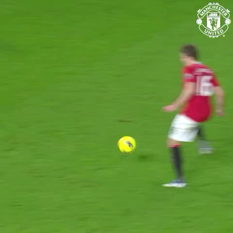 Vine by Manchester United - A great strike from birthday boy Antonio Valencia... #mufc