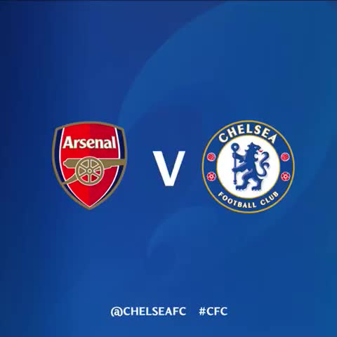 Vine by Chelsea FC - Tap for a #ChelseaFC stat ahead of Arsenal v #Chelsea in the 2015 #CommunityShield...